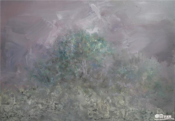 《升起的雾NO.01》